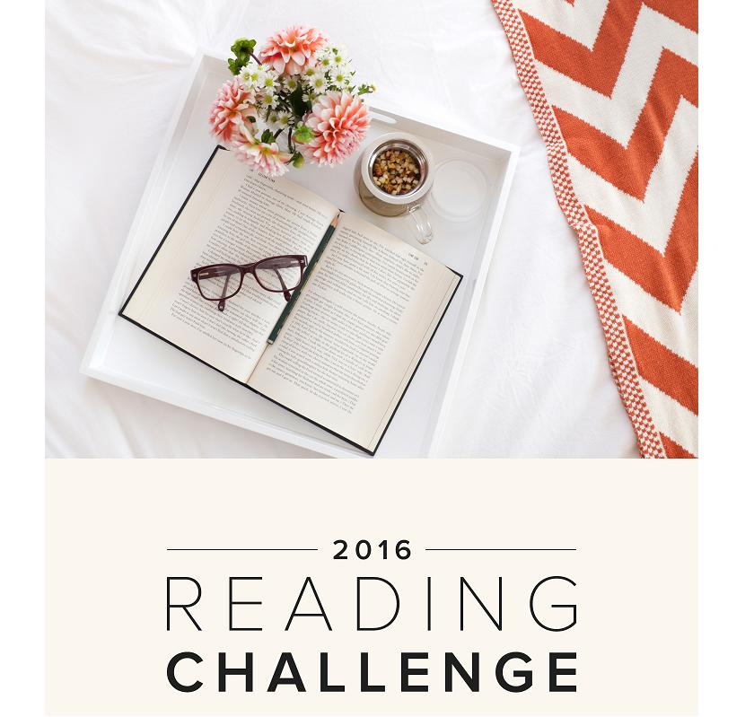 """""""2016 reading challenge"""""""