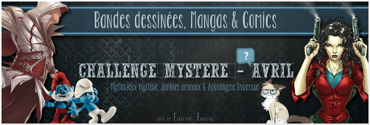 Challenge mystere 04 2018