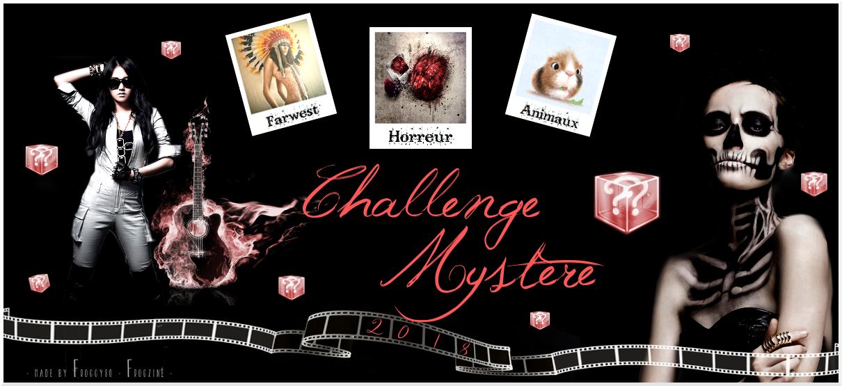 Challenge mystere 2018