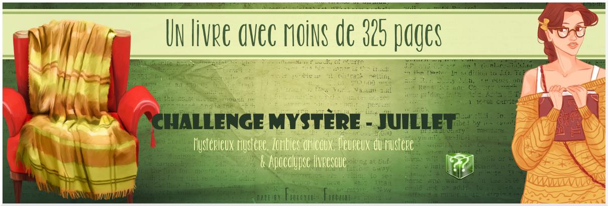 Challenge mystere juillet