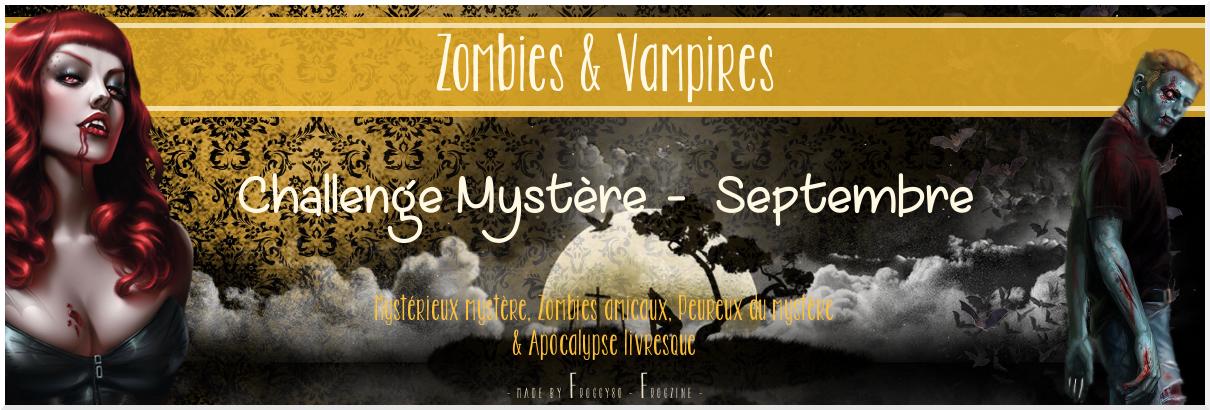 Challenge mystère - septembre