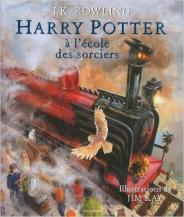 Harry potter à l'école des sorciers - version illustrée