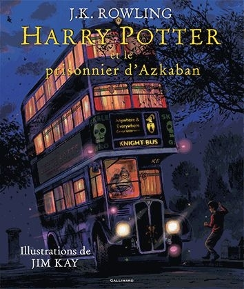 Harry potter et le prisonnier d azkaban illustre