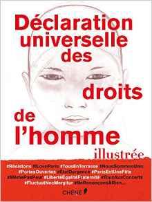 Décla.univ. des droits de l'homme illustrée