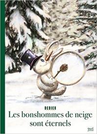 Les bonshommes de neiges sont eternels