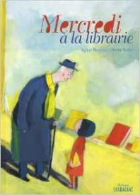 Mercredi a la librairie