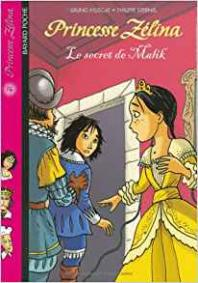 Princesse zelina t14 le secret de malik