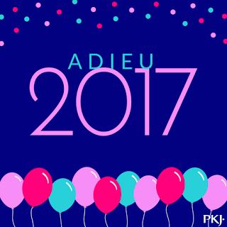 Tag adieu 2017