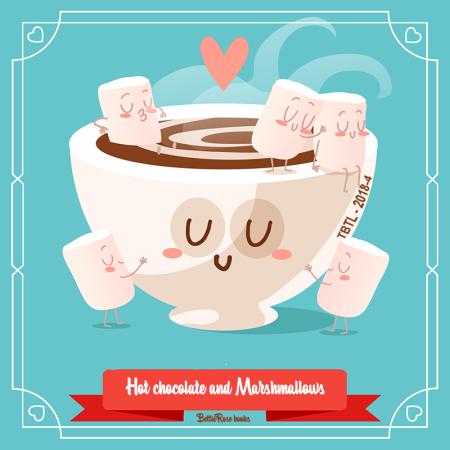 Tbtl hot chocolate and marshmallow