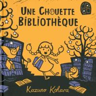 Une chouette bibliotheque